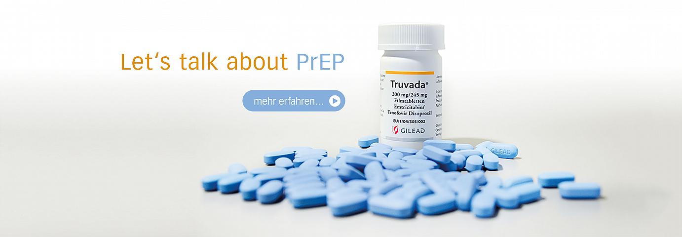 Let's talk about PrEP